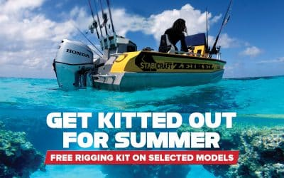 Get Kitted out for Summer